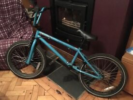 Ruption Velocity 2014 BMX Bike for sale for £50