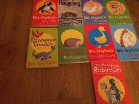 Dick King smith books