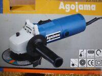 agojama 600w angle grinder