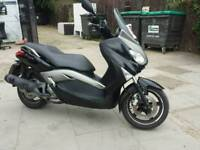 Yamaha R-Xmax Yp 125 Long MOT.Full service just been done.