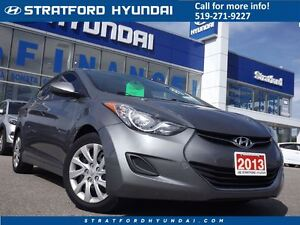 2013 Hyundai Elantra GL | HEATED SEATS | BLUETOOTH | CRUISE | A/