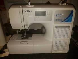 Brother FS130qc computerised sewing machine