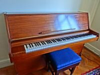 upright piano, challen - london.