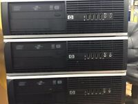 HPElite 8100 SFF PC intel core i5 Speed-3.2GHz 8GB RAM 1 TB(1000GB) Hard Drive