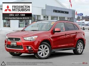 2012 Mitsubishi RVR GT! 4X4! REDUCED! HEATED LEATHER! NAV!