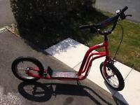 BMX scooter