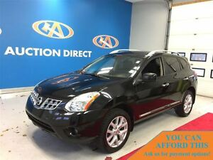 2011 Nissan Rogue SV, NAV, BACK UP CAM, BLUETOOTH, FINANCE NOW!