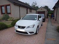 Seat Ibiza 1.4 Toca White 3dr 2013