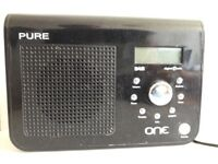 PURE DAB Radio. Used.