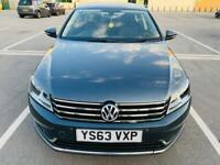 2014(63) Vw Passat 1.6 Tdi BMT Highline s/s in immaculate condition