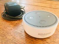 Amazon Alexa Echo Dot (White) (2nd Generation) - Unused
