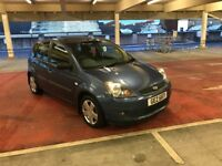 2006 Ford Fiesta 1.25 Zetec **Facelift Model**