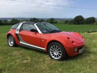 Smart Roadster Coupe 2004, excellent condition!!