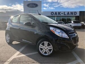 2015 Chevrolet Spark LT,Great On Gas,Low Kms!!