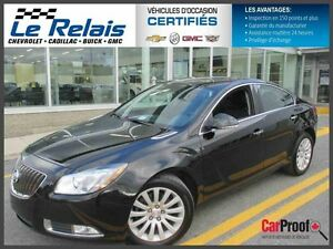 2013 Buick REGAL TURBO TURBO CUIR