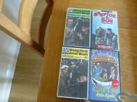 A small collection of Steptoe and Son Videos