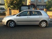 Toyota Corolla 1.4 VVT-i T2 5dr *Lady Owner* 99,000 Miles *01-Year MOT* Cheap Insurance & Road-Tax
