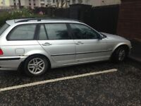 Bmw 318i se touring spares or repair