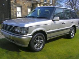 Range Rover Westminster 2.5 TD - Ultra rare (1 of 100), Superb example, FSH