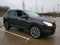 2010 Auto Nissan Qashqai N-Tec Cvt - Panoramic Roof - Reverse Camera - Immaculate Condition
