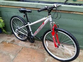 adults unisex mountain bike in great condition