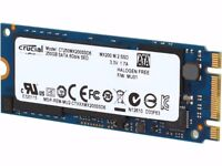 Crucial CT250MX200SSD6 M.2 Type 2260DS MX200 250 GB Internal Solid State Drive