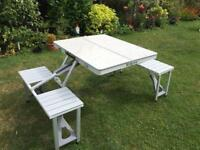 Quest camping picnic table
