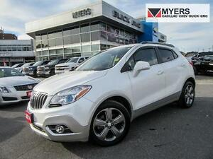2014 Buick Encore DRIVER ALERT PACKAGE/REMOTE START/HEATED SEATS