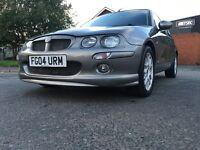 MG ZR 1.4 2004 12 MONTHS MOT VERY SPECIAL CAR 2 KEYS FULL V5 LOTS OF SERVICE HISTORY
