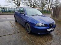2004 Seat Ibiza, 13 months MOT, 1.4 Petrol, nice and tidy!