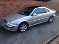 ROVER TOMCAT COUPE, LONG MOT, FULL SERVICE HISTORY WITH VERY LOW GENUINE MILEAGE ONLY 25,000 MILES