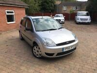 2005 Ford Fiesta Style
