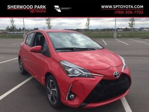 2018 Toyota Yaris SE Manual