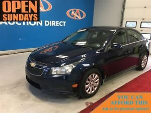 2011 Chevrolet Cruze LT Turbo FINANCE NOW!