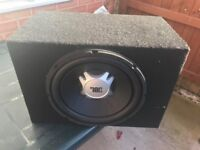 JBL 800Watts Active Subwoofer in mint condition.