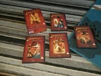 Indiana Jones box set