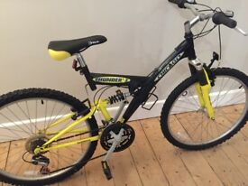 Great mountain bike that will be perfect for young adults