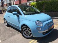 2012 Fiat 500C 0.9cc TwinAir, FINANCE, £0 Tax, Convertible, Part Leather, Alloys, Parking Sensors