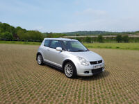 Suzuki Swift 2007 57 reg 1.3 Petrol Manual **71,000**