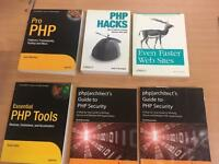 Free IT / programming / developer books, collect from Central london