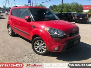 2013 Kia Soul 2.0L 2u | HEATED SEATS | ONE OWNER