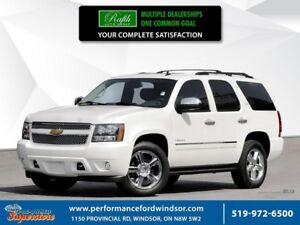 2011 Chevrolet Tahoe LTZ ***NAV, SUNROOF, 4X4***