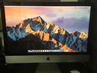 iMac 27 inch 5k retina display late 2015 model