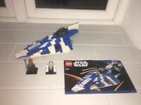 Lego Star Wars - 8093 Plo Koon's Star Fighter
