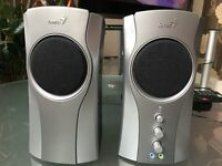 Genius Computer Speakers