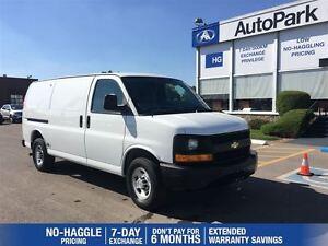 2011 Chevrolet Express Cargo Van|Alloys|Keyless Entry|Power Wind