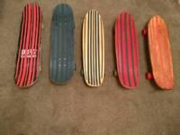 Refurbed Custom Skateboards