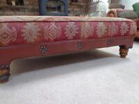 Tetrad Eastwood footstool (matching sofa)