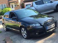 Audi A3 sport face lift px/swap