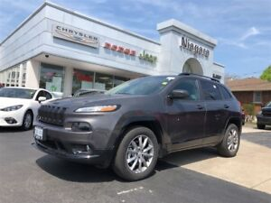 2018 Jeep Cherokee North, 4X4, NAV, COLD WEATHER